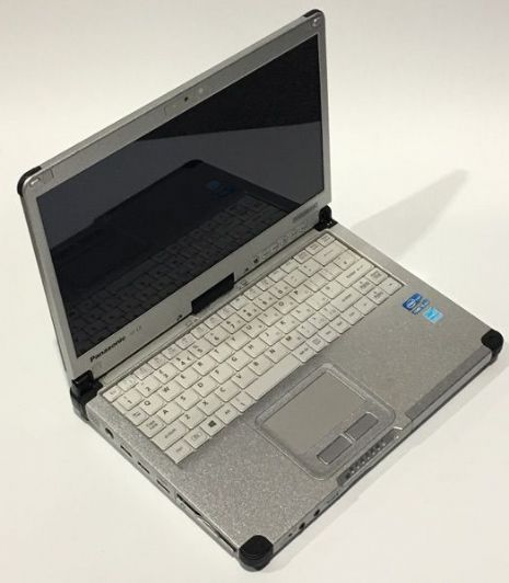 Panasonic Toughbook CF-C2 Intel Core i5 1.80GHz vPro 500GB 8GB Webcam